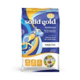 Solid Gold - Mmillennia With Natural Beef, Brown Rice & Peas - Fiber Rich- Probiotic Support - Dry Dog Food For Sensitive Stomachs - 28.5lb