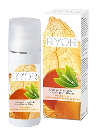 RYOR Creme gegen Hautrötungen und Besenreißer 50 ml