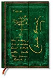'Darwin, Tree of Life' Mini 18-month Academic Weekly Planner, July 2015 to December 2016 (3.5 X 5)
