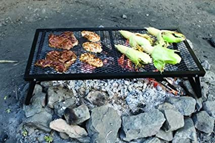 """Camp Chef Lumberjack Over Fire Grill 36"""""""