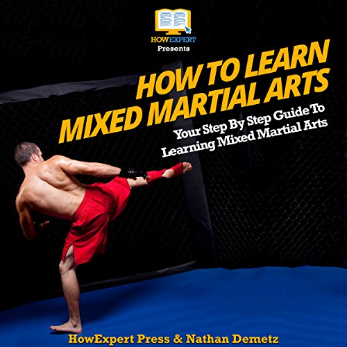 How to Learn Mixed Martial Arts audiobook cover art