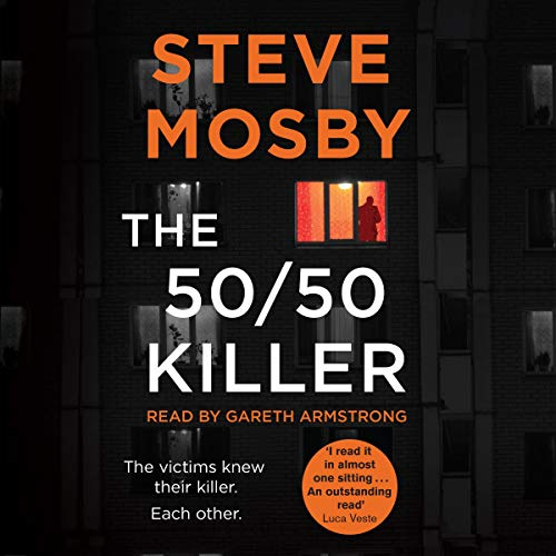 The 50/50 Killer cover art