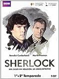 Sherlock - Temporadas 1 Y 2 [DVD]