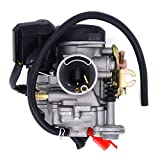 49cc Scooter Carburetor GY6 Four Stroke with Jet Upgrades