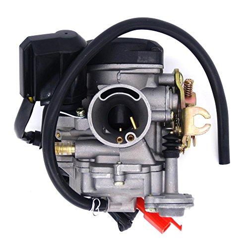 gy6 49cc carburetor - 1