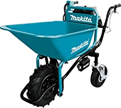 Makita XUC01X1 18V X2 LXT Lithium-Ion Brushless Cordless Power-Assisted Wheelbarrow, Tool Only