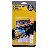 XUELI Windshield Repair Kit, Windshield Crack Repair kit Quick Fix for Fix Windshield Auto Glass Cracks, Chips, Scratch, Nicks, Half-Moon, Star-Shaped, Bulls-Eye