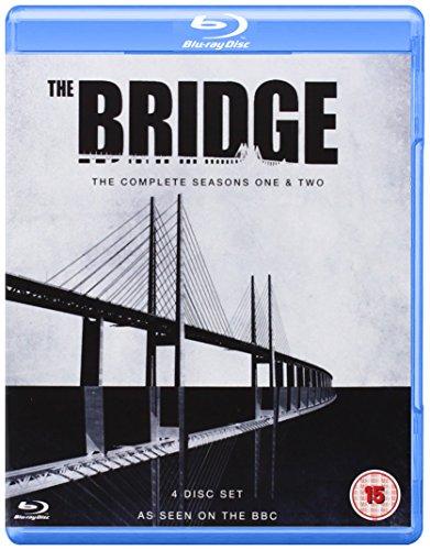 The Bridge - Series 1 & 2 [Blu-ray]