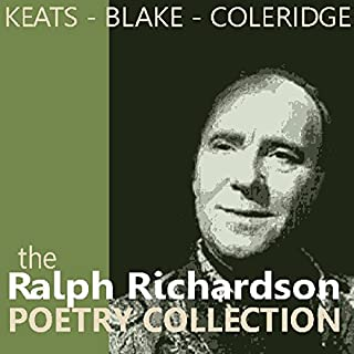 The Ralph Richardson Poetry Collection cover art