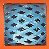 WHO Tommy Decca DSXW 1205 DL 75127 LP Vinyl VG+ Cover VG+ Trifold Booklet