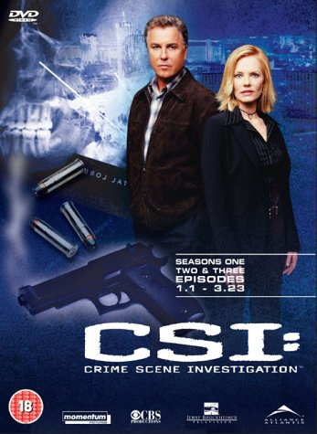 CSI: Crime Scene Investigation Complete - Seasons 1-3 [UK Import]