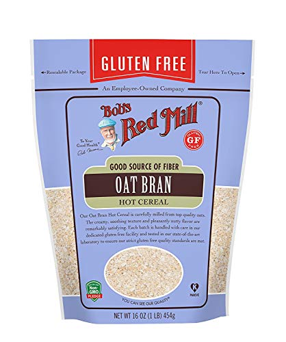 Bob's Red Mill Gluten Free Oat Bran (Resealable)