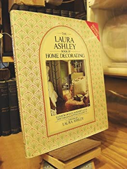 Hardcover Laura Ashley Book Of Home Decorating Book