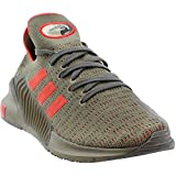 adidas Mens Climacool 02/17 Primeknit Casual Sneakers, Green, 10