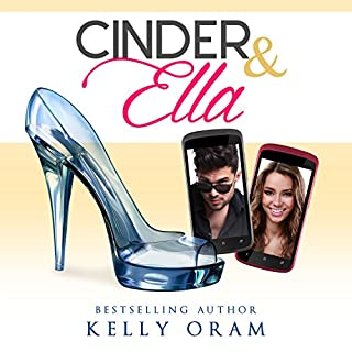 Cinder & Ella audiobook cover art