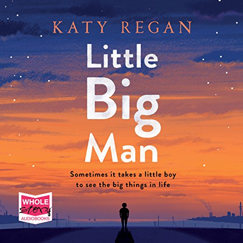 Little Big Man audiobook cover art