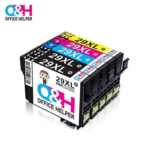 OFFICE HELPER Reemplazo Cartucho tinta Compatible