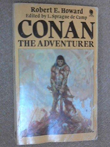 CONAN THE ADVENTURER 0722147333 Book Cover