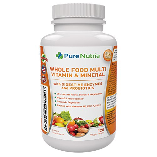 Whole Food Multivitamin and Mineral