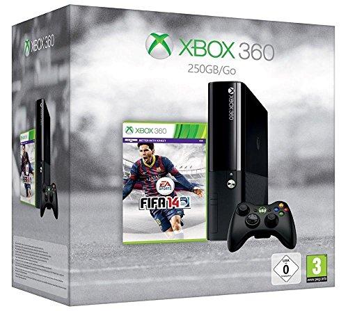 Console Xbox 360 250 Go + FIFA 14 [Importación Francesa]