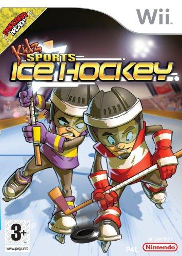Kidz Sports Ice Hockey (Wii) [Import anglais]