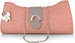 Butterflies Women's Wallet (Peach) (BNS 2375 PCH)