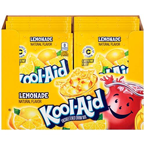Kool Aid Lemonade