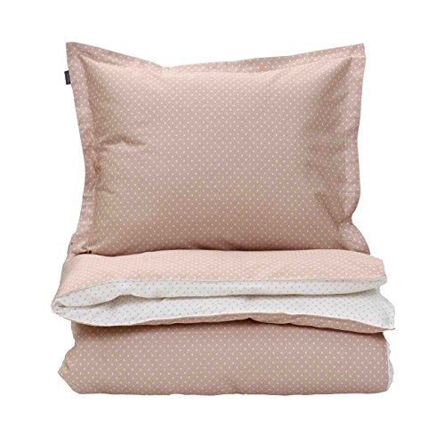GANT Cotter Bettdeckenbezug 200x220 tan Rose