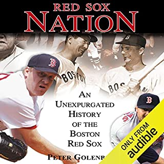 Red Sox Nation audiobook cover art