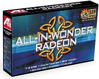 ATI TECH ALL-IN-WONDER Radeon AGP Video Card ( 100-709004 )