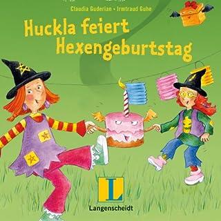 Huckla feiert Hexengeburtstag. Englisch mit Hexe Huckla Titelbild
