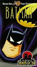Adv of Batman & Robin: Batman VHS