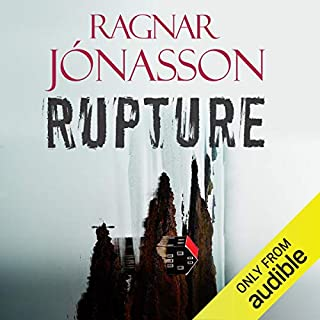 Rupture     Dark Iceland, Book 4              By:                                                                                                                                 Ragnar Jonasson                               Narrated by:                                                                                                                                 Leighton Pugh                      Length: 7 hrs and 49 mins     43 ratings     Overall 4.1