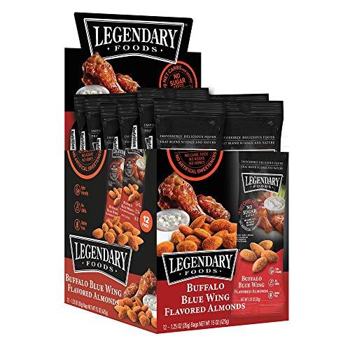 Legendary Foods Buffalo Blue Wing F…