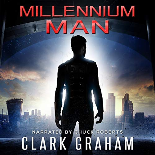 Millennium Man  By  cover art