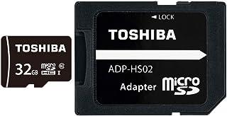 東芝 microSDHCカード 32GB Class10 UHS-I対応 (最大転送速度48MB/s) 国内正規品 Amazon.co.jpモデル THN-MW32G4R8