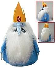 Cartoon Adventure Time Figures the Ice King Plush Toys Stuffed Dolls