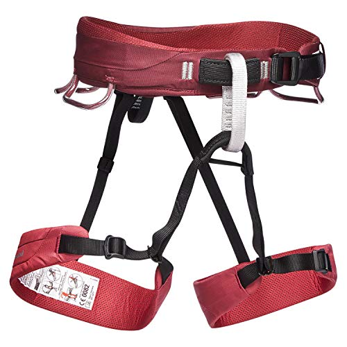 Black Diamond Women's Momentum Climbing Harness Wild...