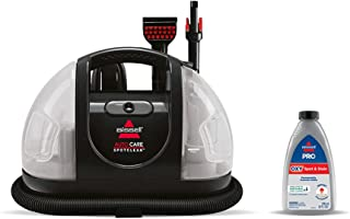BISSELL - Portable Deep Cleaner - AutoCare SpotClean with 2-in-1 Crevice Tool to Clean Tight Spaces   1400P