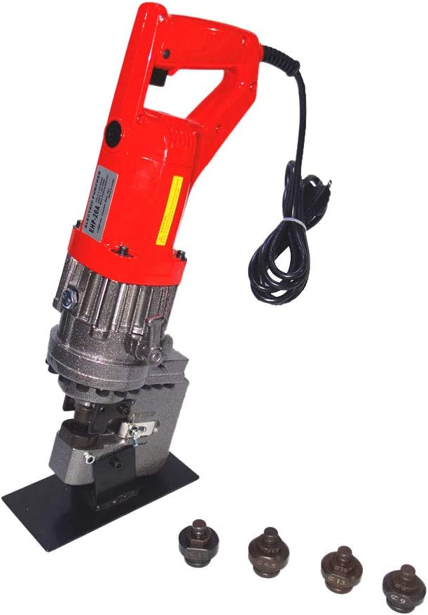 CCTI Trust Electric Hydraulic Hole Puncher - Up Industry No. 1 Punching to Thickness