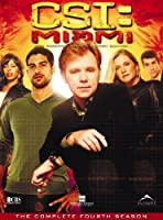 CSI Miami: The Complete Fourth Season