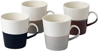 Royal Doulton Coffee Studio Grande Mug, Set of 4