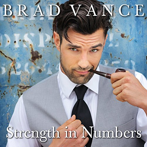 Strength in Numbers audiobook cover art