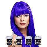 La Riche Neon Blue Hair Colour x 4