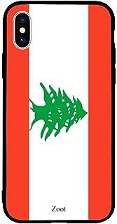 iPhone XS Lebanon Flag