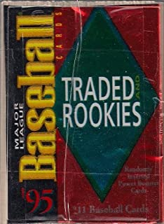 1995 topps traded set
