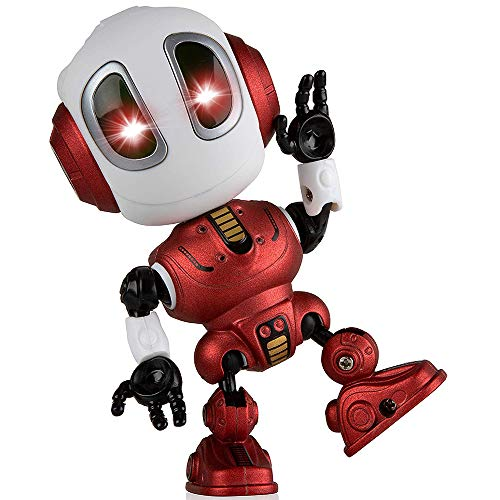 Fun Gifts for 3-8 Year Old Girls Boys, Talking Robot for Kids Talking Toys for 3-8 Year Old Boys Girls Smart Toys for Boys Age 3-6 Cool Best Christmas Gifts Autistic Toys Stocking Fillers for Girls