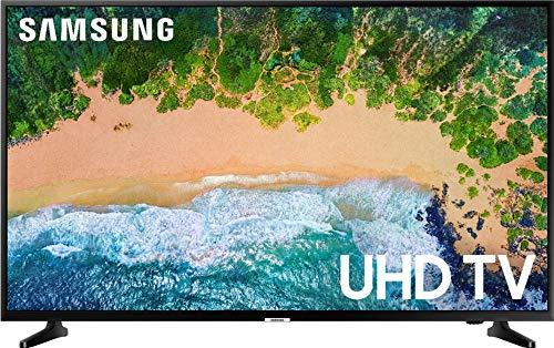"Samsung 43"" Class 4K (2160p) Ultra HD Smart LED TV - UN43NU6950FXZA (Renewed)"