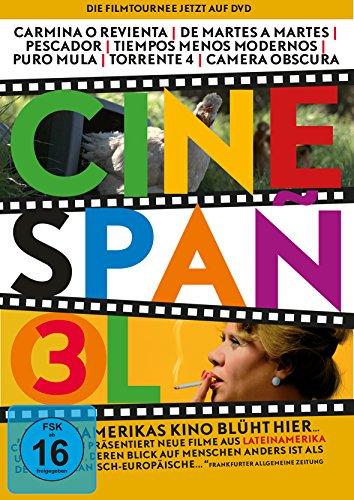 Cinespanol Box 3 - Filmedition mit den besten Filmen aus Spanien und Lateinamerika (OmU, 7 DVD Box)
