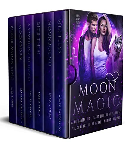 Moon Magic: Six-book Starter Library for lovers of Paranormal and Urban Fantasy featuring wolf and coyote shifters and beasts of all kinds... Kindle Edition by Aimee Easterling & Multiple Authors